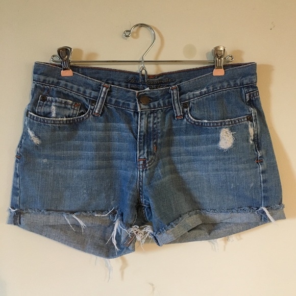 Abercrombie & Fitch Pants - Abercrombie & Fitch denim shorts